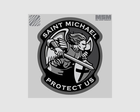 Saint Michaels Morale Patch