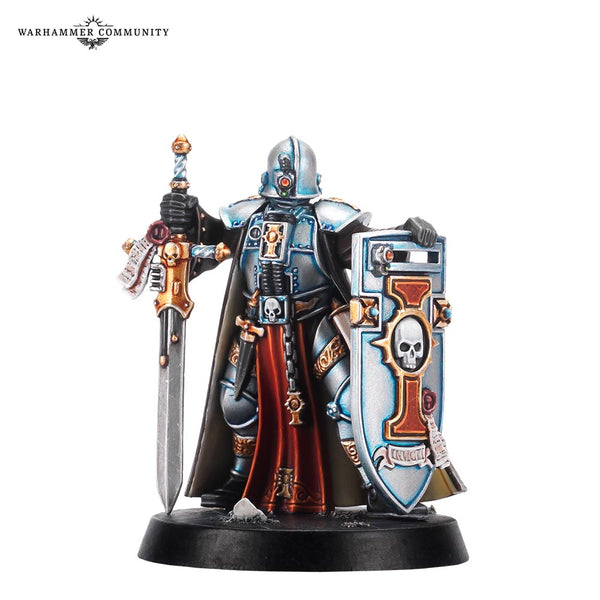 New Warhammer Models & Games Revealed!!!