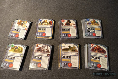Eight Shadespire Decks (No Universals)