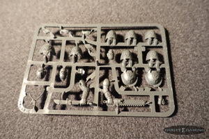 Primaris Space Wolves Upgrade Sprue
