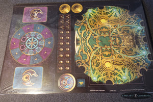 Silver Tower Game Board