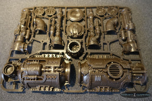 Sector Mechanicus Alchomite Stack Single Sprue B
