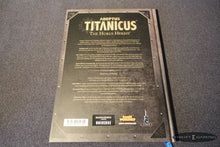 Load image into Gallery viewer, Titanicus Rulebook The Horus Heresy, Warhammer 40k
