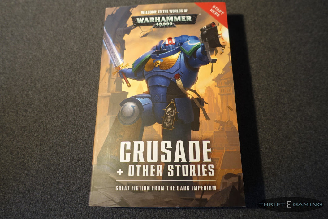 Crusade & Other Stories Warhammer 40k, Novel / Book