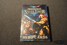 Load image into Gallery viewer, Warhammer Quest - Silver Tower Hero Cards - NIB