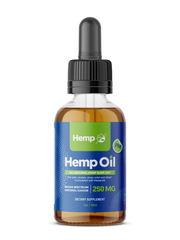 Hemp PM Broad Spectrum Hemp Extract Oil Tincture