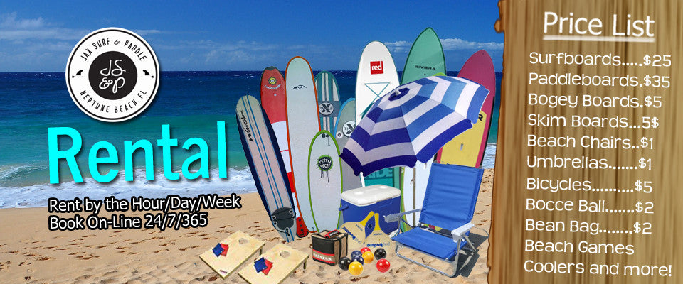 Jacksonville Surf Camp And Paddleboard School Surf And