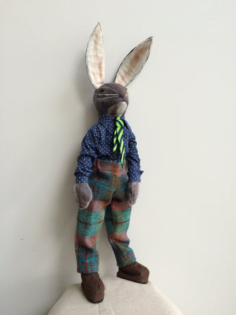 Harrold Hare Pattern