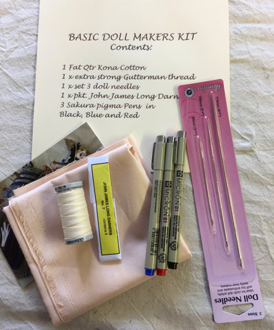 BASIC DOLLMAKERS KIT