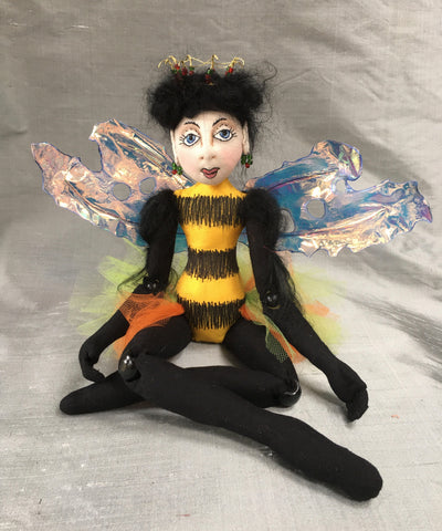 QUEEN BEE made by Jan Horrox