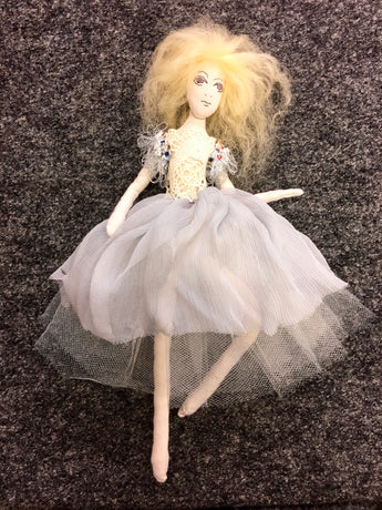 Daisy - FAIRY DOLL made by Jan Horrox