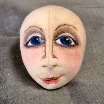 Head made by Jan Horrox  21/20