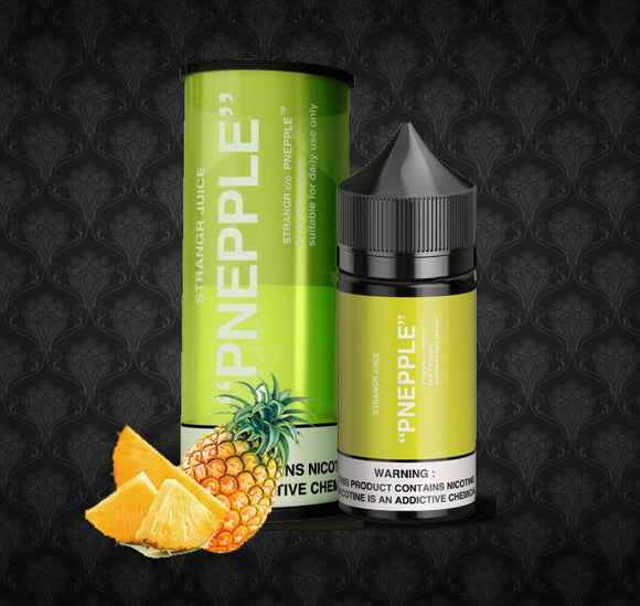 STRANGR JUICE SALT PINEAPPLE - PNEPPLE - 35MG - Vape Marche
