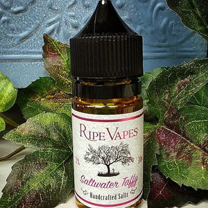 Handcrafted Saltz Saltwater Taffy by Ripe Vapes - 30MG - Vape Marche