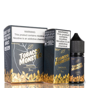 SMOOTH TOBACCO MONSTER E-JUICE - Vape Marche