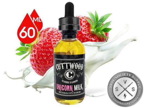 UNICORN MILK - CUTTWOOD 60ML - Vape Marche