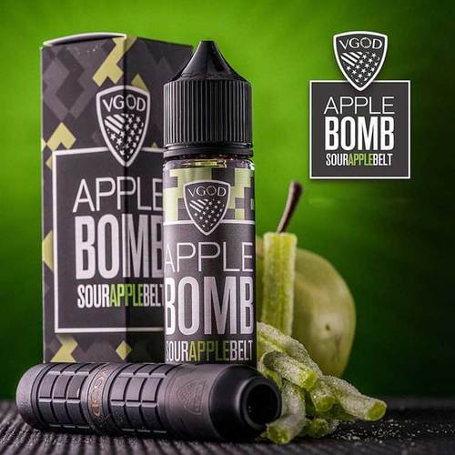 APPLE BOMB - VGOD 60ML