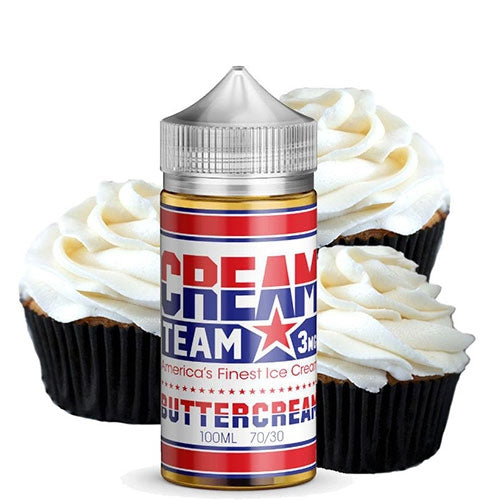 BUTTERCREAM BY CREAM TEAM EJUICE 100ML