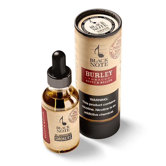 BLACK NOTE BURLEY TOBACCO 30ML