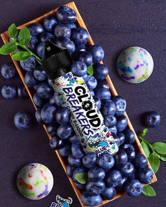Blue Candy - CLOUD BREAKERS CANDY - 0MG - Vape Marche