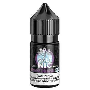 GRAPE DRANK ON ICE - SaltNic By Ruthless Vapor - 35 mg - Vape Marche