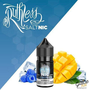 ANTIDOTE ON ICE - SaltNic By Ruthless Vapor - 35 mg - Vape Marche