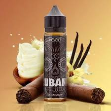 CUBANO RICH CREAMY CIGAR BY VGOD 60ML