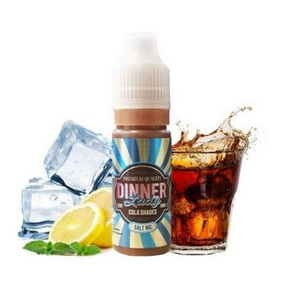 COLA SHADES SALTNIC BY DINNER LADY - 30MG - Vape Marche