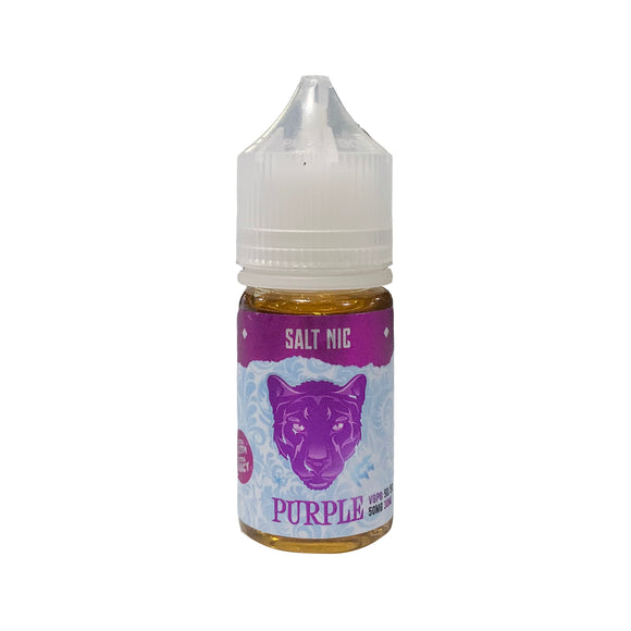 DR VAPES PURPLE PANTHER ICE SALTNIC - 30MG - Vape Marche