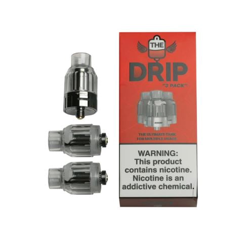 THE DRIP TANK BY DR VAPES - 3/PACK - Vape Marche