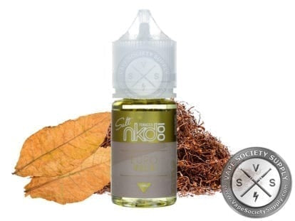 NAKED100 EURO GOLD SALTNIC TOBACCO (UAE)