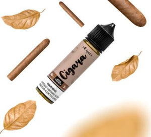 CIGARA BOLD TOBACCO 60ML - ECIGARA