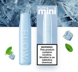 FLOW MINI DISPOSABLE VAPE POD - MENTHOL BLIZZARD - 30MG - Vape Marche