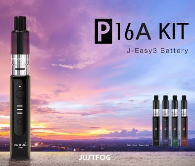 JUSTFOG P16A J-Easy Kit 900mAh in UAE in best Price