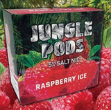 JUNGLE PODS - RASPBERRY ICE - Vape Marche
