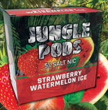 JUNGLE PODS - STRAWBERRY WATERMELON - Vape Marche
