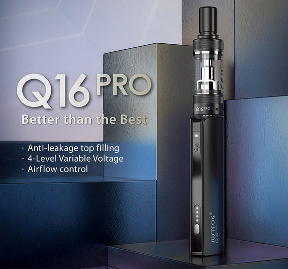 JUSTFOG Q16 Pro Starter Kit - 900mAh in best price in UAE