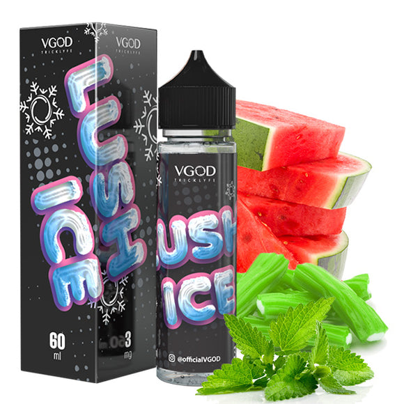 LUSH ICE - VGOD 60ML - 0MG - Vape Marche