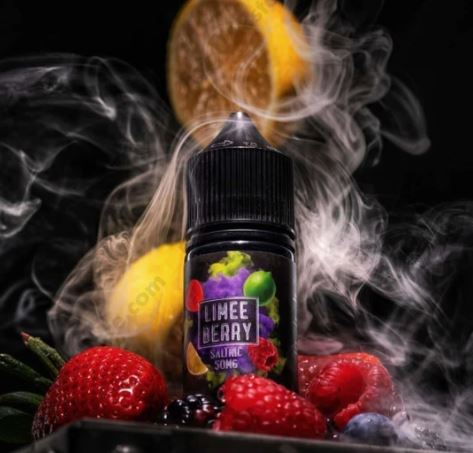 LIMEE BERRY SALTNIC BY SAM VAPES