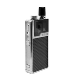 Authentic Orion DNA GO By Lost Vape - Silver/Textured Carbon Fiber - Vape Marche