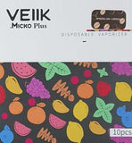 VEIIK MICKO PLUS DISPOSABLE PODS - 20mg - AMERICAN COFFEE - 20mg - Vape Marche