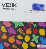 VEIIK MICKO PLUS DISPOSABLE PODS - 20mg - BLUE ICE
