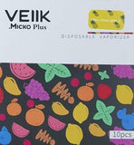 VEIIK MICKO PLUS DISPOSABLE PODS - 20mg - THAI PINEAPPLE - 20mg - Vape Marche