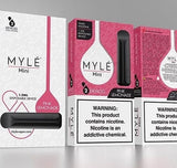MYLÉ Mini – All-In-One Disposable Nicotine Delivery System - PINK LEMONADE