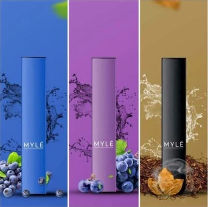 MYLE DISPOSABLE VAPE DEVICE