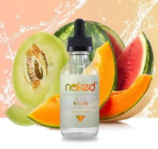 ALL MELON - NAKED 100 - 60ML - 0MG - Vape Marche