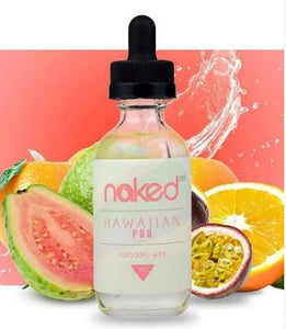 HAWAIIAN POG - NAKED 100 - 60ML - Vape Marche