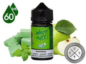 GREEN APE - NASTY JUICE E-LIQUID - 60ML