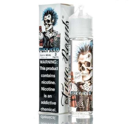 PIXY ICED 60ML - TIME BOMB VAPORS