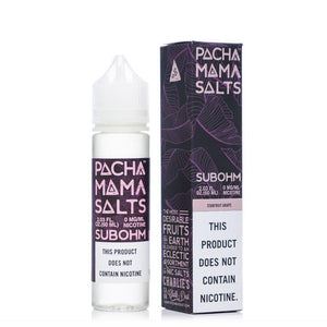 PACHAMAMA SALT - STARFRUIT GRAPE - 60ML